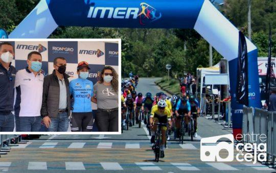 Clásica de Rionegro ascenderá de categoría, será Vuelta Nacional.