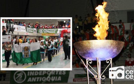 Rionegro propondrá ser sede de los Juegos Departamentales 2021.