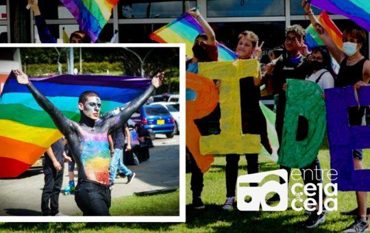 28 de junio, día de la Diversidad Sexual que también se conmemora en varios municipios del Oriente.