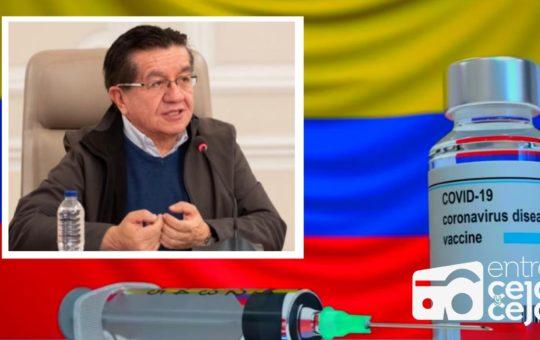 Colombia: adultos entre 45 y 49 años serán vacunados contra el Covid.