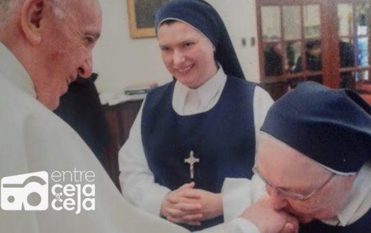 Falleció por covid la «Hermana Alicia» religiosa conocida por su dones de sanación.