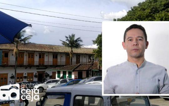 Procuraduría formuló cargos contra el ex alcalde de El Retiro,Camilo Botero.