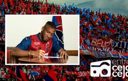Llega un nuevo refuerzo al Independiente Medellín.