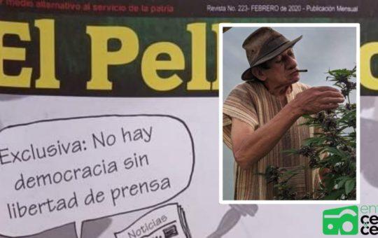 Editorial: Falleció el periodista Gonzalo Caro mas conocido como «Carolo».