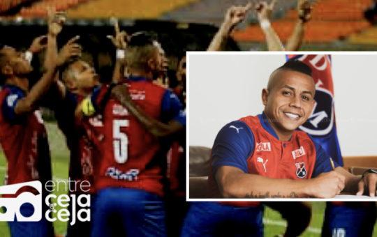 Los números de Vladimir Hernández, nuevo jugador del DIM.