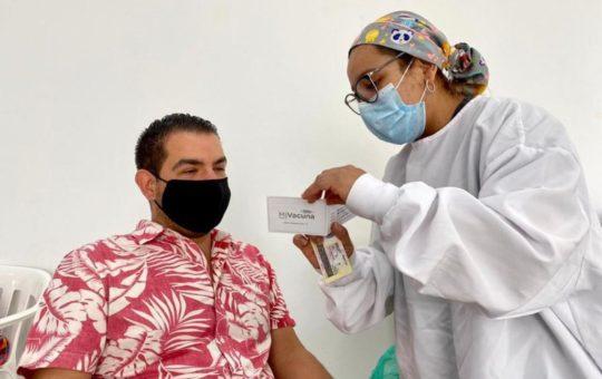 Mayores de 30 años en La Ceja ya pueden acceder a la vacuna contra el COVID-19