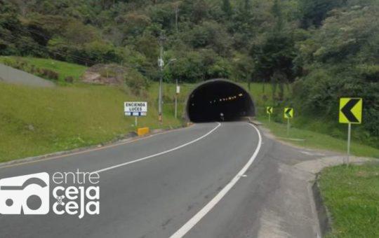 ¿Piensa viajar este fin de semana? así están las principales vías de Antioquia.