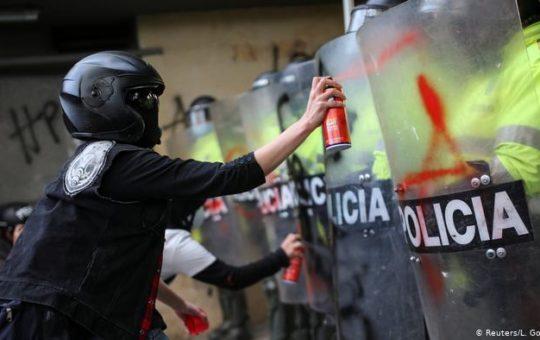 Procuraduría activó link para verificación en casos de capturas y traslados de personas durante protestas