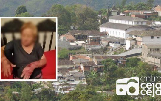 Madre de reconocido periodista fue cruelmente amordazada en su propia vivienda de Argelia.