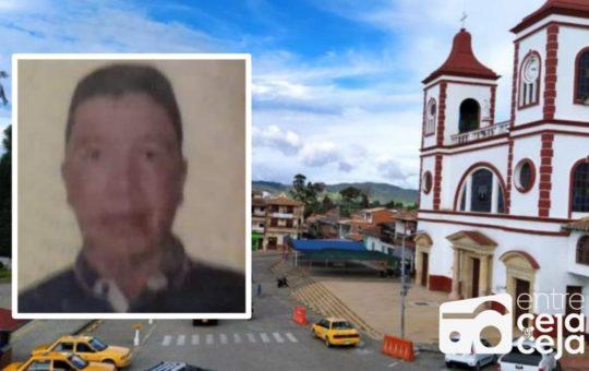 Sicarios asesinaron a un hombre en zona rural de La Unión.