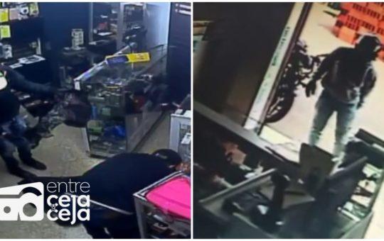 En Guarne y San Vicente delincuentes robaron a mano armada.