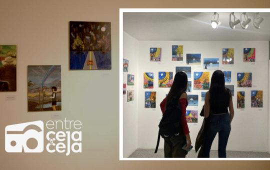"""La Unión: abren exposición de arte """"Génesis"""""""