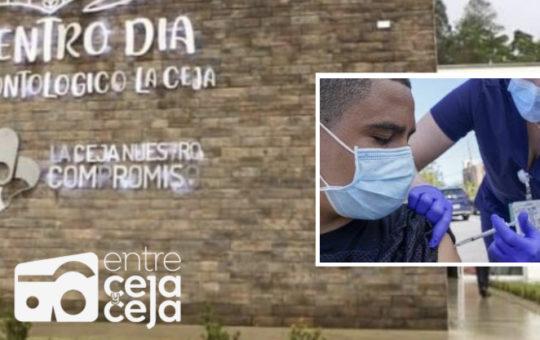 En La Ceja ya se pueden vacunar  contra el Covid los mayores de 18 años