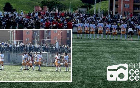 ¡A un paso de la final! 3-1 ganó La Ceja en el partido de ida por la Semifinal del Torneo intermunicipal.