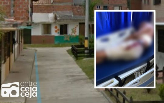 En medio de una riña, joven de 23 años fue asesinado en el barrio La Ciudadela.