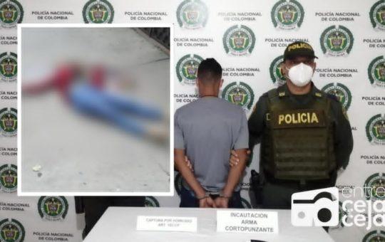 Nuevo feminicidio en la subregión: Joven de 22 años fue asesinada por su pareja en San Luis.