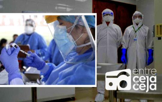 Rionegro: agotadas primeras dosis de vacuna contra el Covid-19