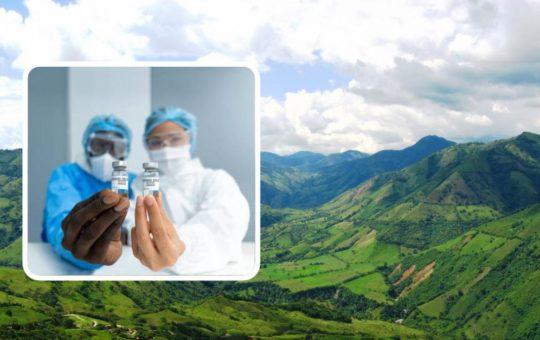 El Oriente Antioqueño ha cumplido con el 81% del Plan Nacional de Vacunación