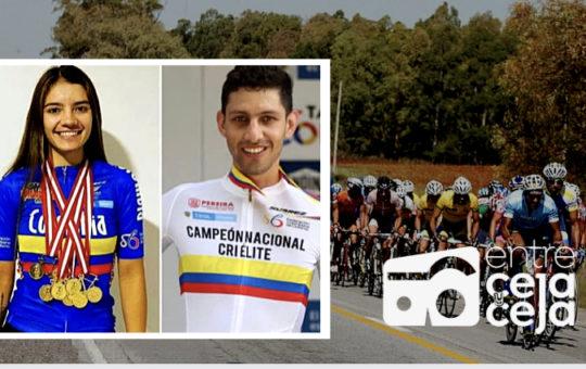 De El Carmen, son los nuevos campeones Panamericanos de Ciclismo.