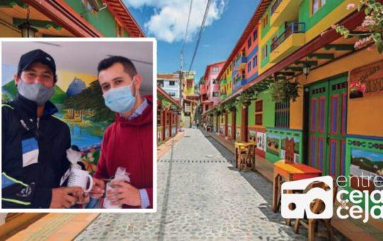 Guatapé: Alcaldía y Provincia ABT se unen para brindar apoyo a familias campesinas.