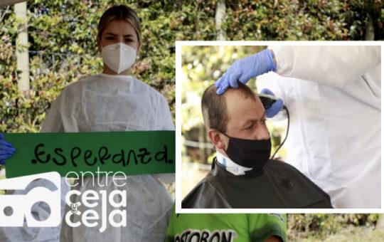 La Ceja: habitantes de calle tuvieron jornada de salud y recibieron vacuna anti covid