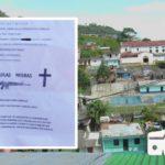Temor en Argelia: Panfleto de presunto grupo paramilitar anunció Limpieza Social.