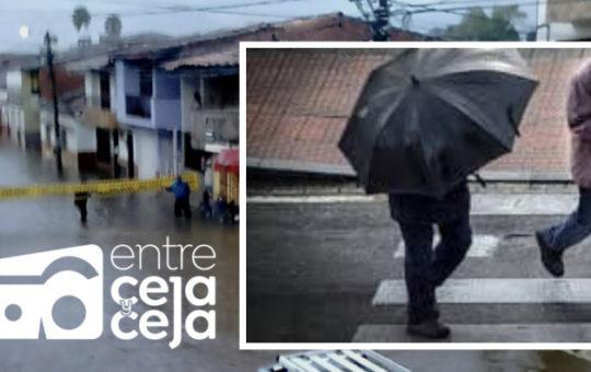 Ideam pronostica segunda temporada de lluvias en septiembre.