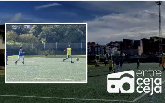 El Carmen: así va el proceso del Baby Fútbol 2021
