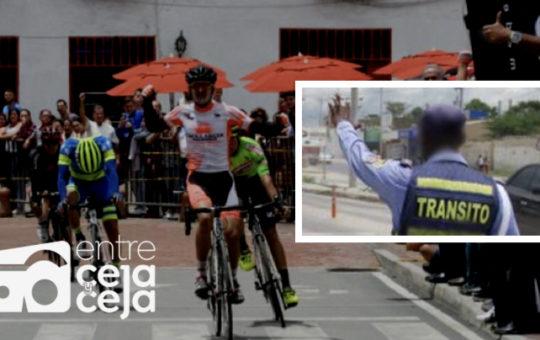¡Ojo! Habrá cierre de vías en el Oriente por clásica ciclística de El Carmen.