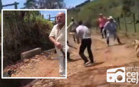 Por tentativa de homicidio y lesiones podría ser investigado el «Machetero» de San Vicente.