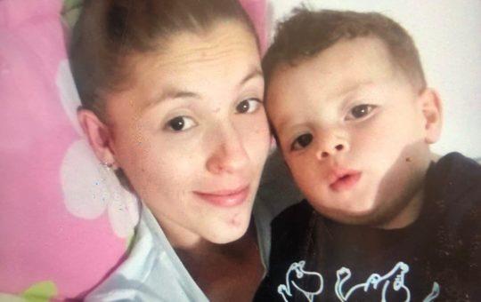 Ya aparecieron la mujer y su hijo de dos años, la alcaldía acaba de confirmarlo.