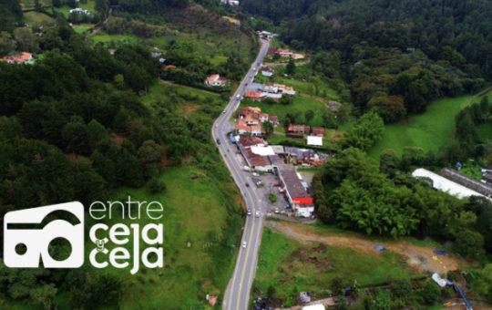 Así será el retorno a Medellín por la vía Palmas este 15 y 16 de agosto.