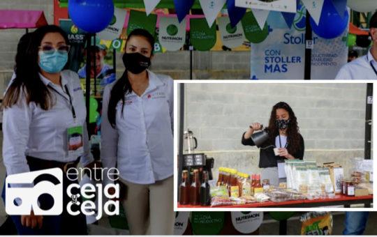 La Ceja: más de 500 personas participaron de la Feria Agroindustrial