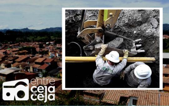 Rionegro: así avanza el mantenimiento del acueducto.