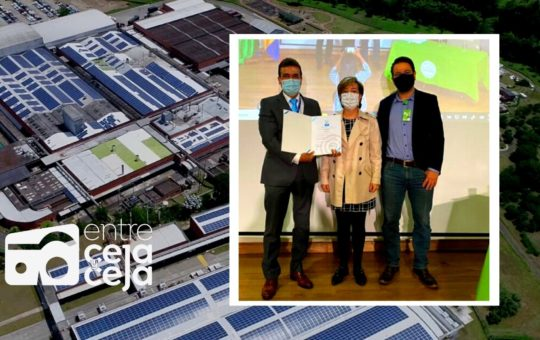 ¡Histórico! 6 empresas de la región se certificaron en Carbono Neutralidad.