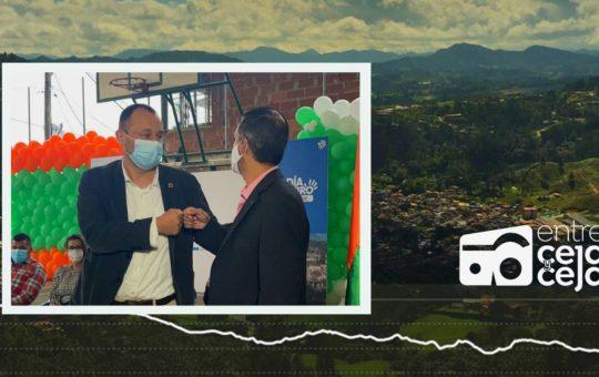 Después de 20 años, El Retiro y Envigado se pusieron de acuerdo en cuanto a sus límites territoriales.