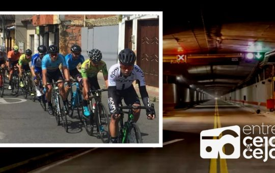 La Ceja recibirá la carrera de ciclismo Reto Movistar 2021