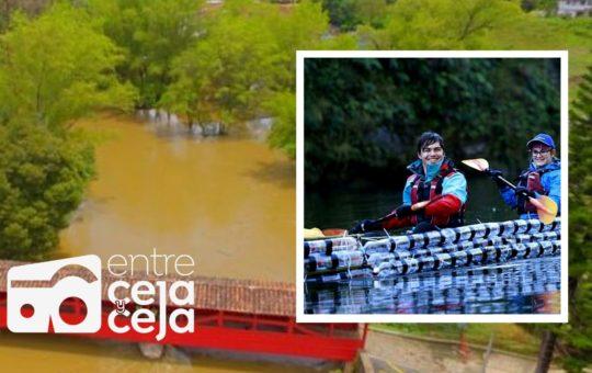 ¡A navegar por el Río Negro! Este domingo se tendrá el bote paseo ambiental.
