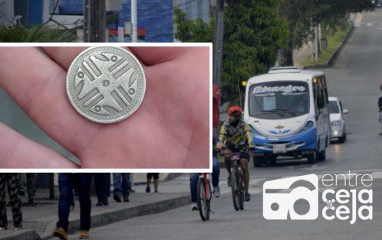 Prepare el bolsillo: subió $200 el pasaje del transporte público en Rionegro.