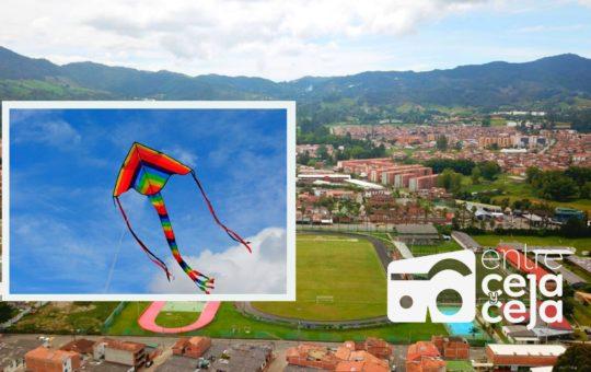 La Ceja: ¡A volar cometas! prográmese para el gran festival de cometas en la unidad deportiva.