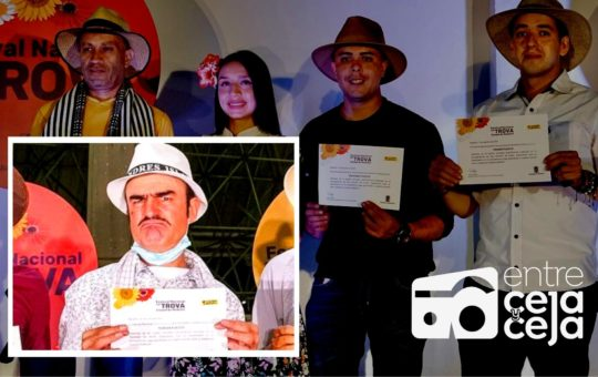 Cinco trovadores del Oriente Antioqueño están en la semifinal del Festival de la Feria de Las Flores