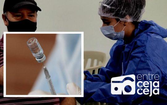 La Ceja: no hay más vacunas anti Covid para primeras dosis