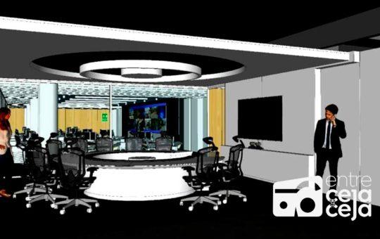 La Ceja: así quedará el nuevo Centro de Monitoreo.