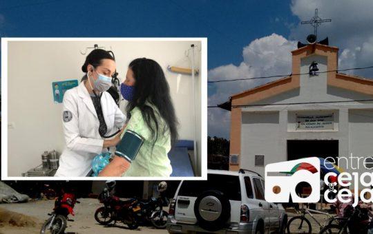 La Ceja: se realizó jornada de salud en corregimiento San José