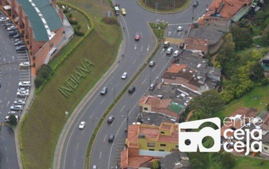 ¡Ojo! Hay cambios en movilidad de la vía Las Palmas este domingo 8 de agosto.