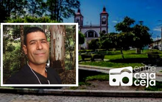 En La Unión buscan a Luis Alberto Valencia que está desaparecido desde junio.
