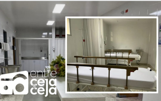 El Carmen: así  quedaron las obras de modernización la sala de Urgencias del Hospital
