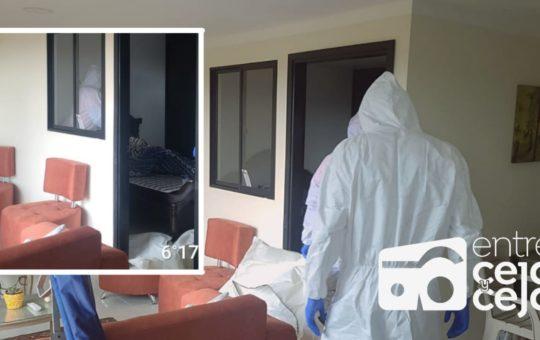 Un hombre llevaba mas de 5 días muerto en el interior de su vivienda.