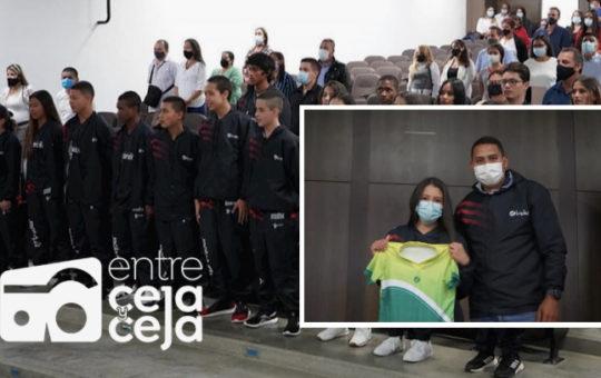 Alcaldía de El Retiro dará atención integral deportistas destacados del municipio.