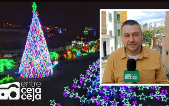 Este año Marinilla se adornará de luces; si habrá alumbrado navideño.